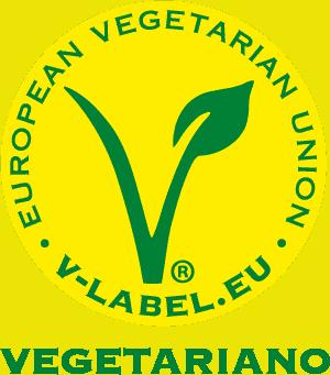 V-Label vegetariano