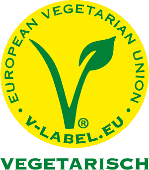 V-Label vegetarisch