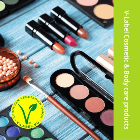 Kosmetik Broschüre
