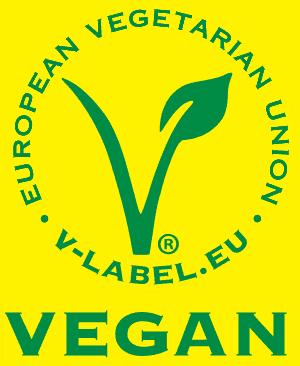 V-Label wegański