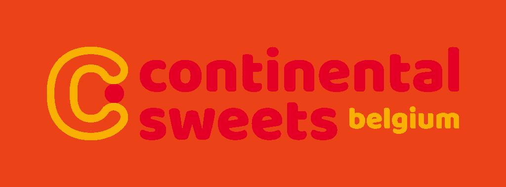 V.019 Logo Continental Sweets kleur op transparante achtergrond