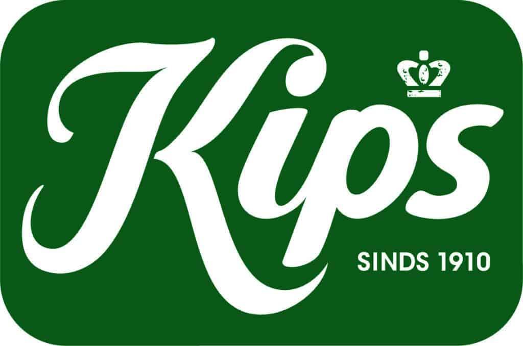 • Kips logo Groen CMYK recht